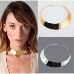 Women's necklace Gloss