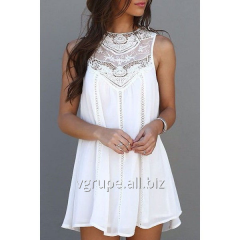Lacy pass a dress / a lacy tunic