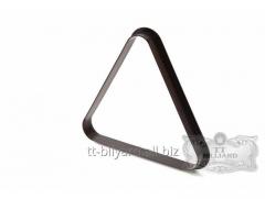 Треугольник 68мм пластик