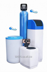 Filters for softening of Akvilon FP water of the