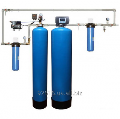 The filter for removal of iron from water with
