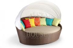 Sofa with Omega canopy
