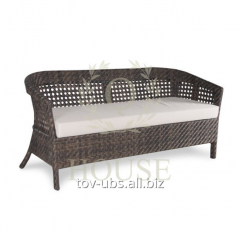 Sofa from Diana rattan