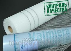 Valmieras 160 fibreglass mesh of g/m2 of 1х55 m