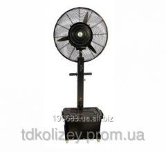 The portable fan with a humidifier 500х750х50 to