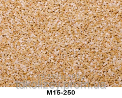 Mosaic plaster M 15-250 FTS of a natural stone