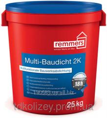 2-component bituminous elastic waterproofing of