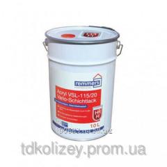 1-component acrylic varnish of Acryl