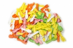 Tip haricot of Transparent 1000 pieces Product