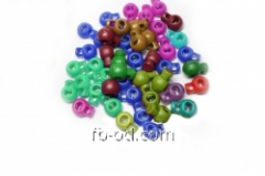 Stopper D15 ball Turquoise Product code 20583