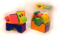 "Soft designer ""Doggie"". Toys"