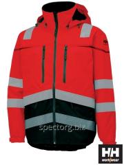 Jacket TONSBERG HH-TONS-J YGF raincoa