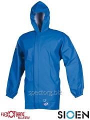 FLEXOTHANE® Kleen SI-MORGAT jacket raincoa