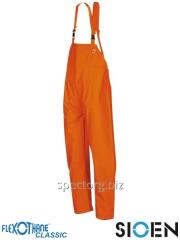Semi-overalls waterproof working SI-LOUISIA P