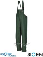 Semi-overalls waterproof working SI-LOUISIA Z