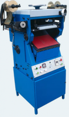 KPP-360 press pozolotny semi-automatic for