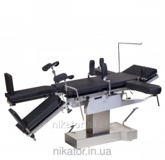 Table of MT300, (rengenoprozrachny) hydraulic with