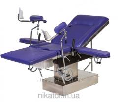 Стол операционный акушерский МТ400 гидравлический