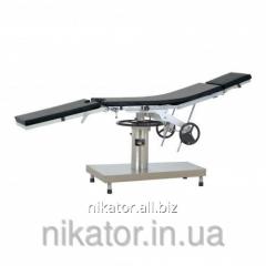Механический операционный стол KL-1A