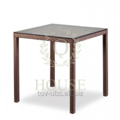 Table from a rattan of Galan