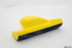 Platform for manual polishing 70kh198mm convex