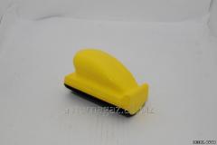 Platform for manual polishing 70kh123mm convex