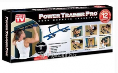 Horizontal bar of Power Trainer Pro Iron Gym