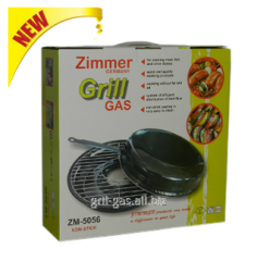 Frying pan GRILL-GAS-Zimmer-Germany