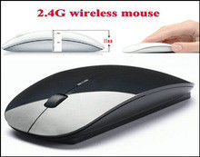 Ultrathin wireless mice of USB Ultraslim