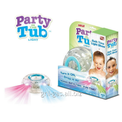 Toy for bathing of Party in the Tub
