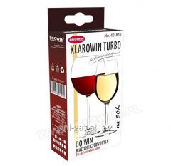Professional set for clarification - Klarowin Turb