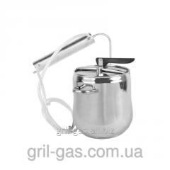 Distiller and pressure cooker 2 in 1 12 liters