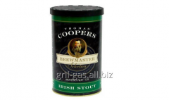 Concentrate for production of IRISH STOUT beer of