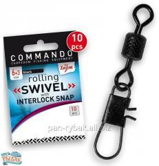 CZ Rolling Swivel Snap No. 12+1 CZ5128