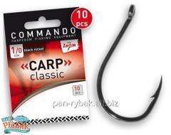 CZ Carp Classic Hook #10, (10 pieces) CZ4695