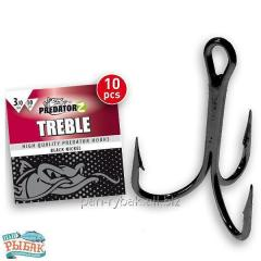 Predator-Z Treble Hook No. 10 CZ5494