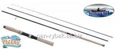 Carbon Match Rod 3 Sections 4.2m 5-25 g