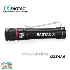 Lamp of Eagletac D25AAA Edison UV (395nm) Red