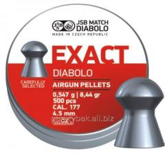 JSB Diabolo Exact 4,52 mm 0,547 gr (JSB-0,547)