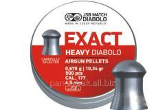 JSB Diabolo Exact 4,52 mm 0,670 gr. (JSB-0,67)