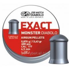 JSB Diabolo Monster Exact 4,52 mm 0,870 gr.