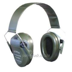 Earphones noise suppression Deben Slim Electronic