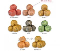 Boilies by CarpZoom Fish 16mm 800g CZ4674