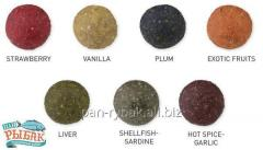 Act-X Boilies, 20mm, 800g, exotic fruits CZ9523