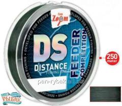 Feeder Competition Distance fishing line (green),