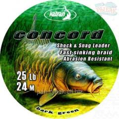 Шок и снэг-лидер CON-CORD  25lb  24м 11,4кг