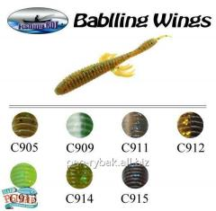FR Bablling Wings 3807-C911-75mm silicone