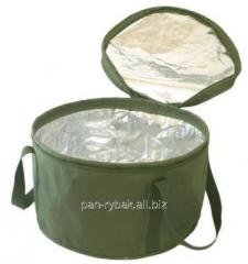 Bucket with a cover and heat insulation of BP-1a