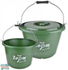 CZ Bait Bucket Lid for 18 liter bucket, green