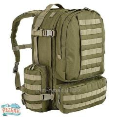Backpack of Defcon 5 Modular 60 (OD Green)